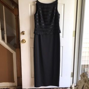 Marie St. Claire  evening gown